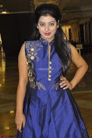 Tarunika Sing in Blue Ethnic Anarkali Dress 02.JPG