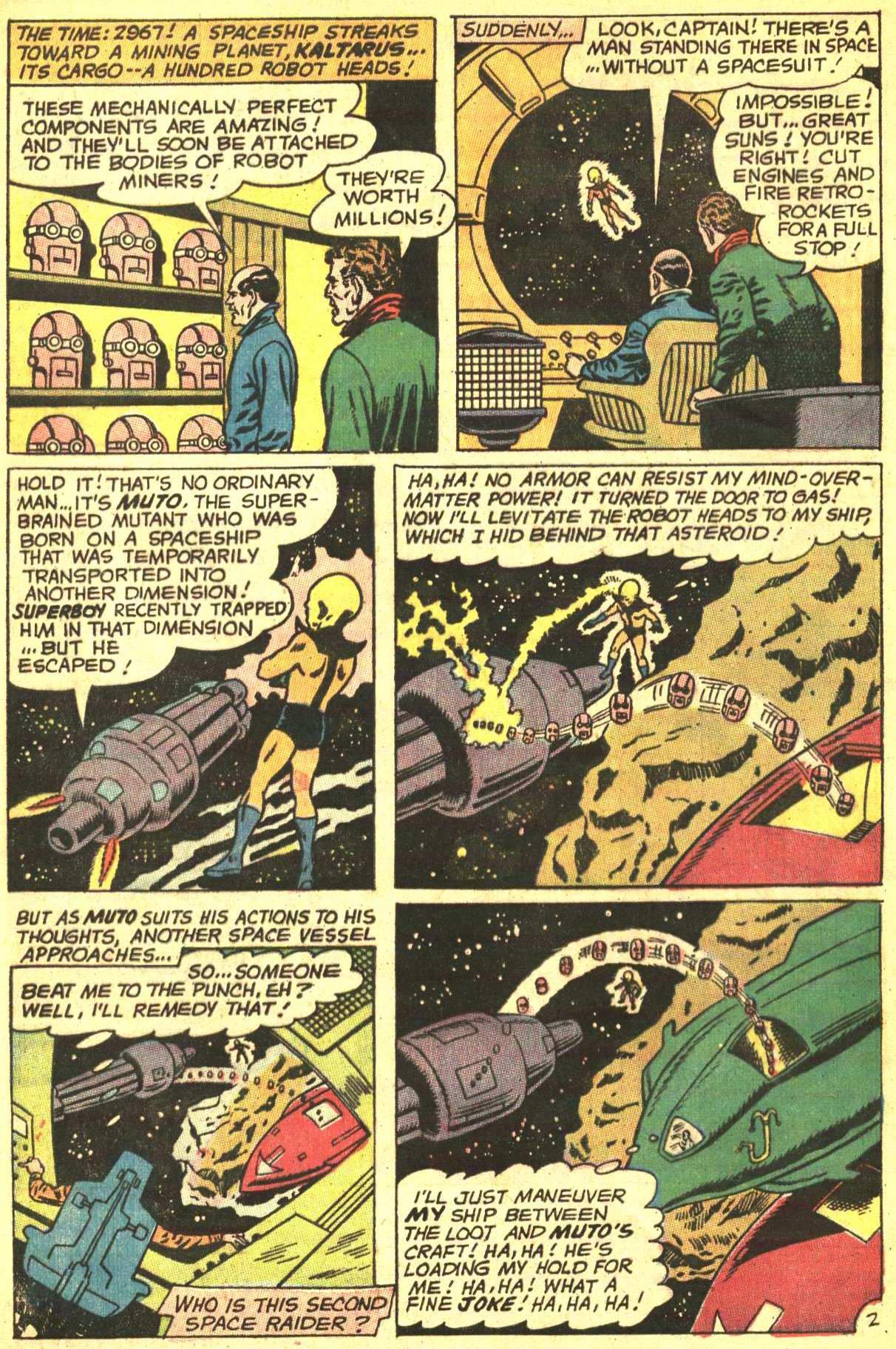 Read online World's Finest Comics comic -  Issue #166 - 4