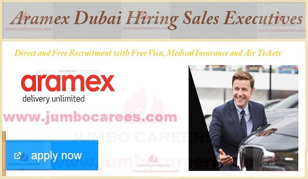 Available sales jobs in UAE, Dubai sales executive jobs descriptions,