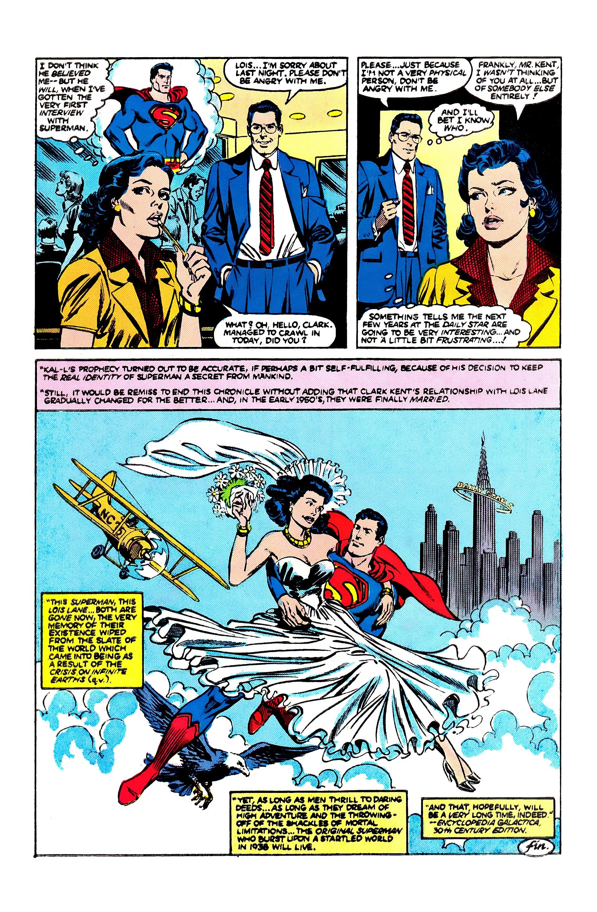 Read online Secret Origins (1986) comic -  Issue #1 - 30
