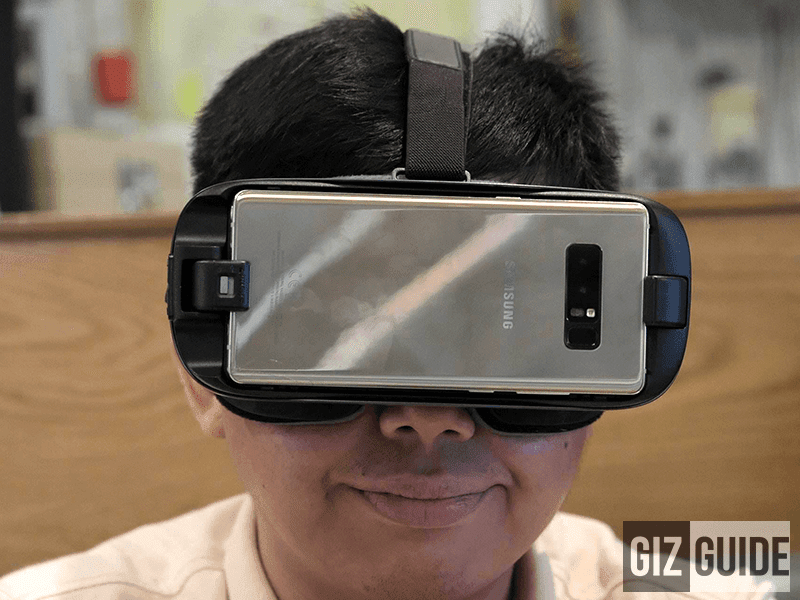 Meet Samsung Gear VR (2017) - Oculus VR for the Masses?