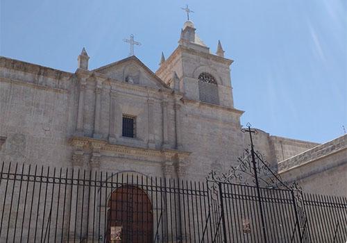 Museo de Arte Virreinal de Santa Teresa