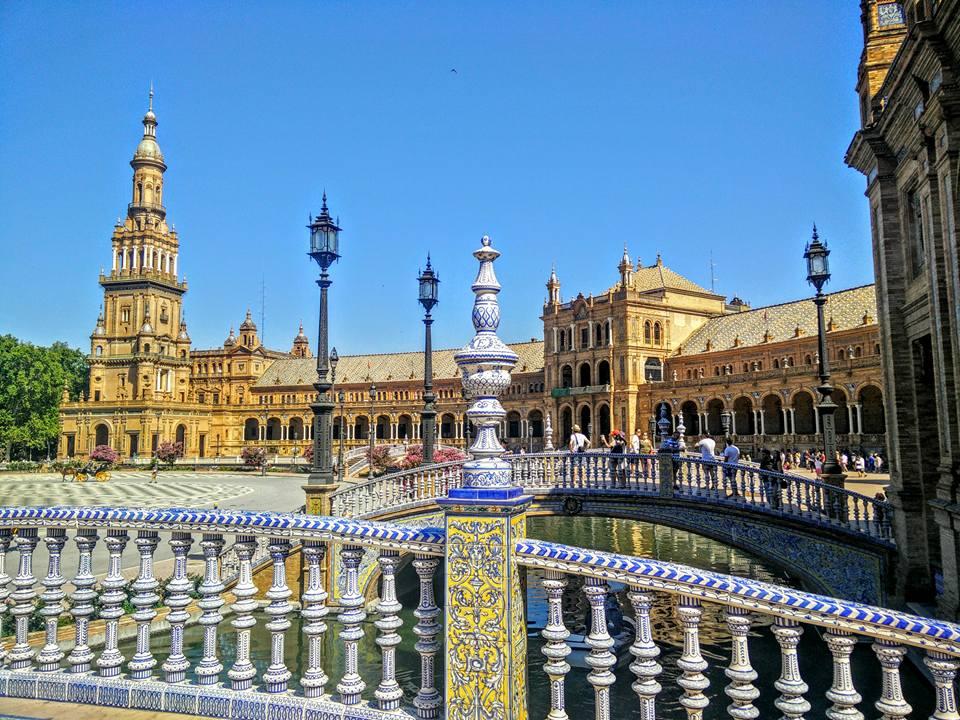 Espange Séville Sevilla Andalousie