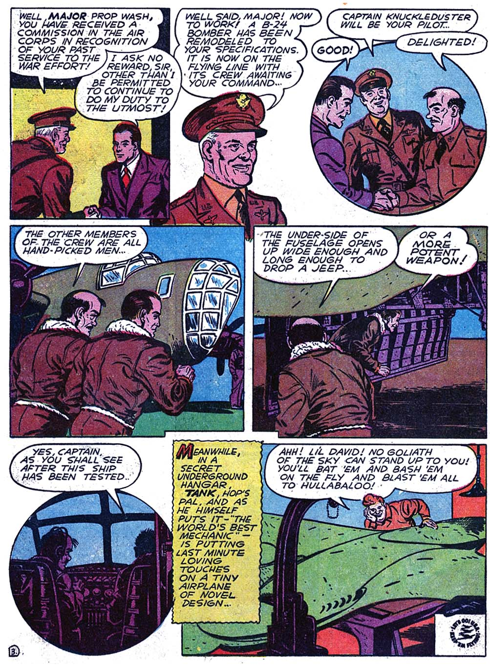 Read online All-American Comics (1939) comic -  Issue #46 - 28