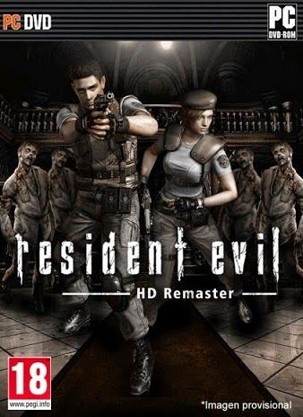 Resident Evil HD Remaster Free Download Highly Compressed