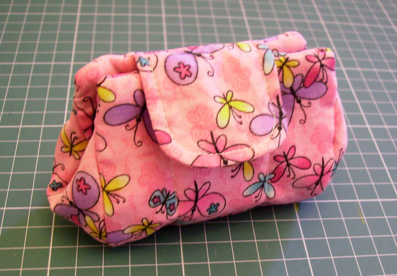 Japanese Pouch Tutorial