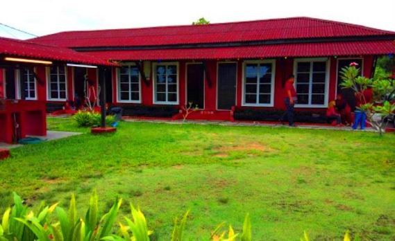Homestay Kuala Sungai Baru Melaka rumah baru