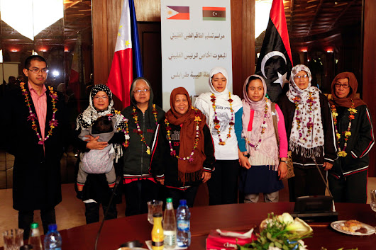 Islamic State forced Pinoy nurses to give medical training in Libya