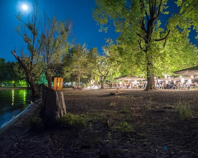 Γιάννενα: Επανέναρξη λειτουργίας του Πάρκου Ναυτικού Ομίλου,στη Λιμνοπούλα