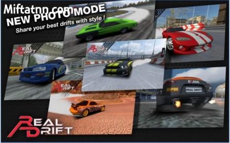 Game Balap Terbaik Android Real Drift Car Racing APK Terbaru