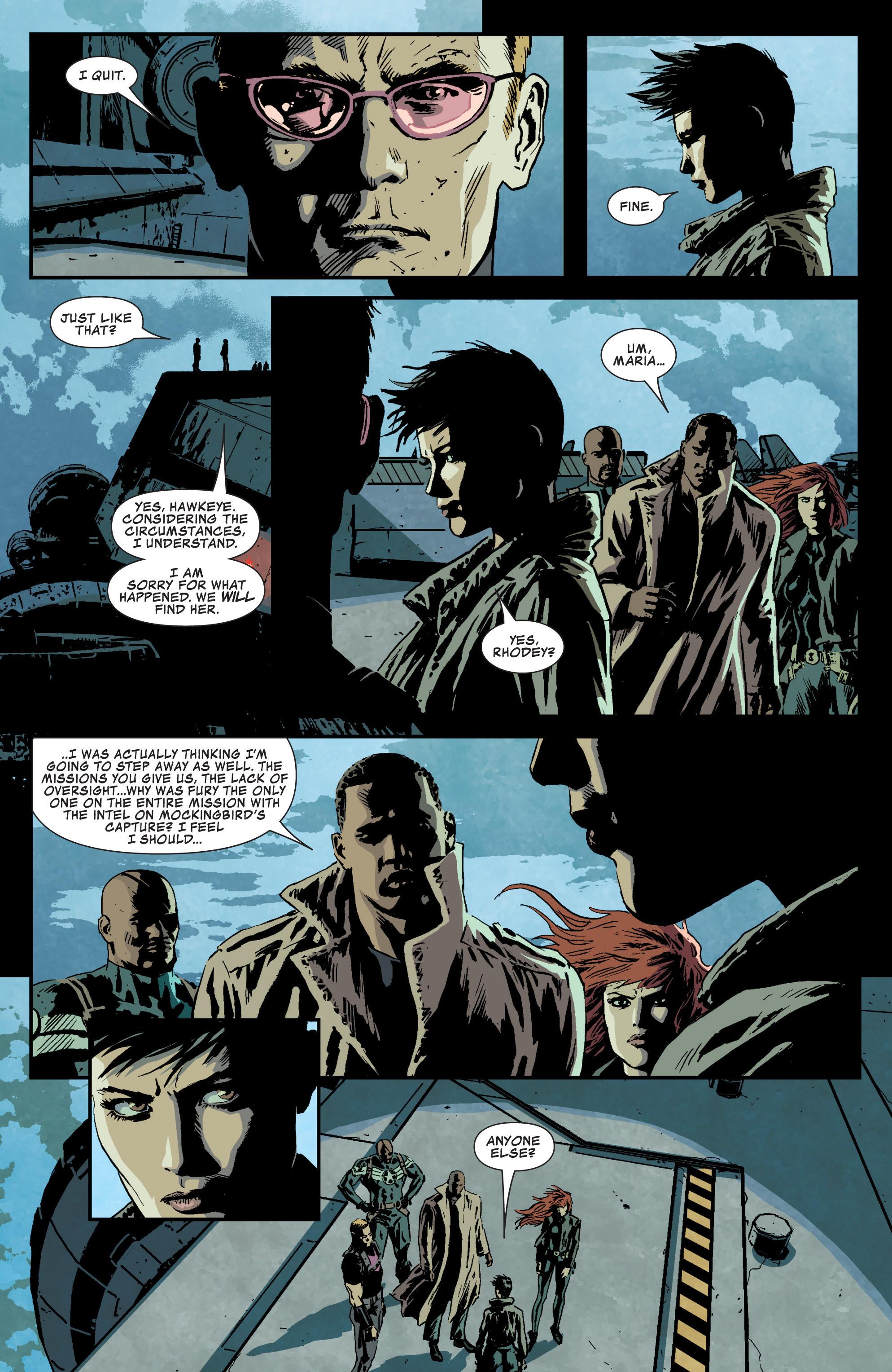 Read online Secret Avengers (2014) comic -  Issue #16 - 18