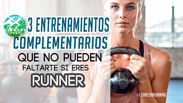 3 entrenamientos fundamentales running
