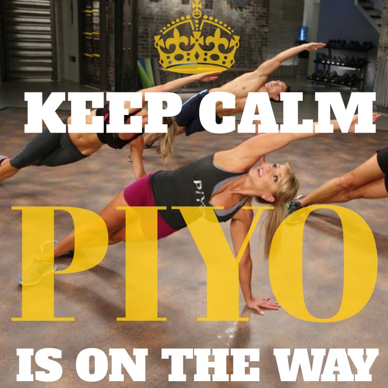 what is piyo