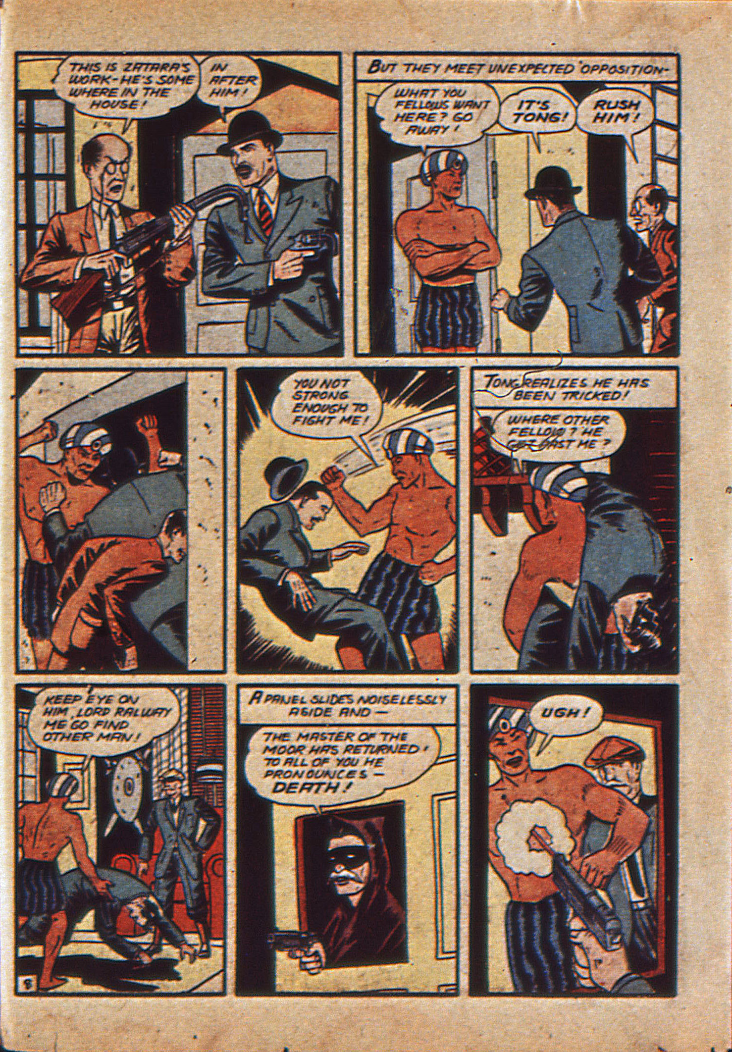 Read online Action Comics (1938) comic -  Issue #21 - 63