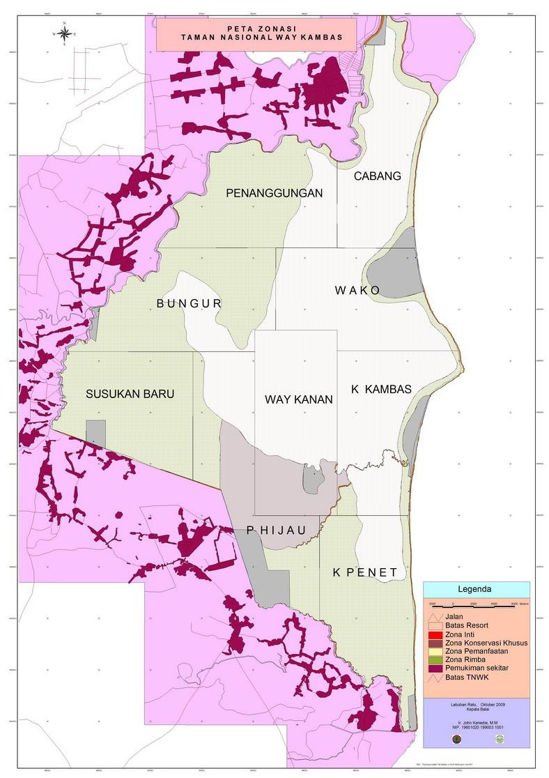 Zonasi Taman Nasional 18