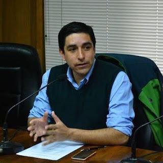 Alcalde Héctor Barría Angulo