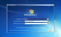 Cara Instal Windows 7 Lengkap dan Mudah Step 7