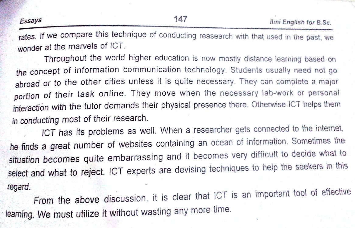 essay about information technology co essay about information technology