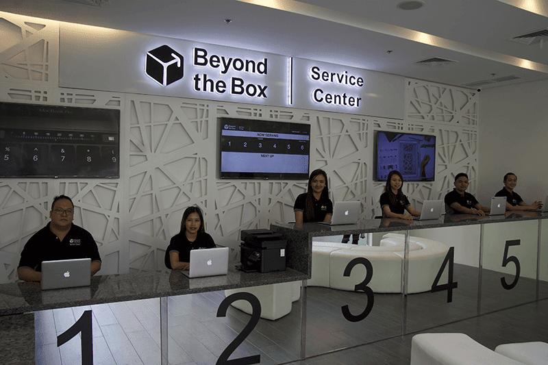 Beyond The Box Opens Apple Authorized New Service Center In BGC!