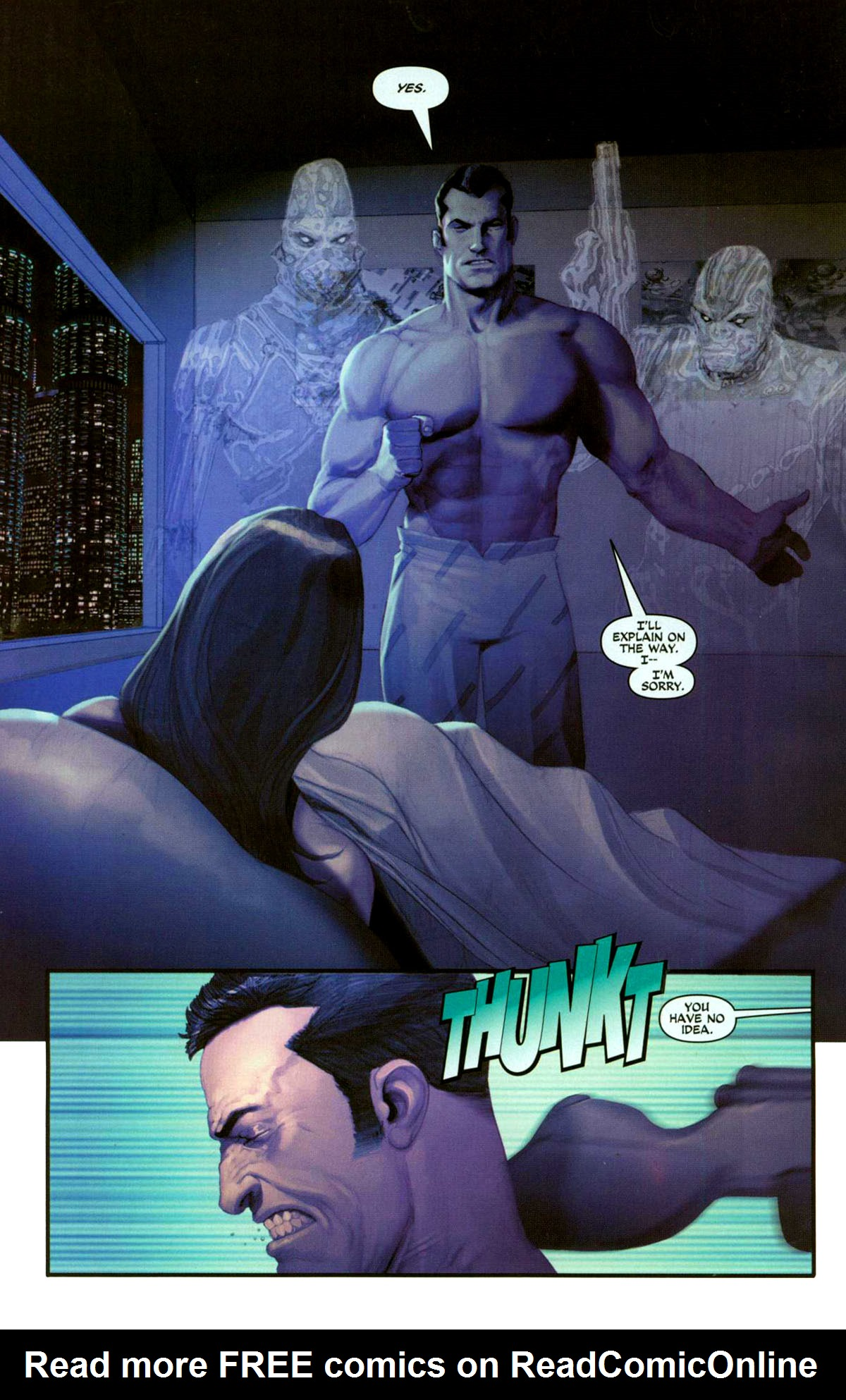 Read online Space Ghost (2005) comic -  Issue #1 - 19