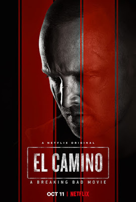 El Camino A Breaking Bad Movie Poster 2