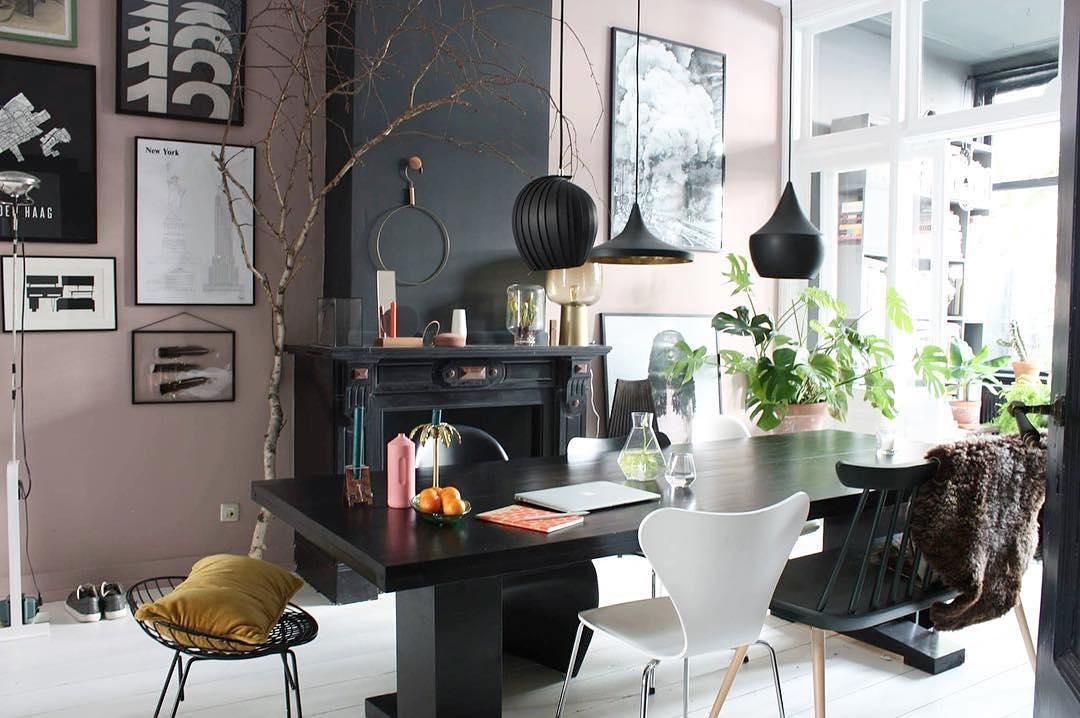 Decorar con estilo n rdico y mucho color blog decoraci n for Decoracion de piezas