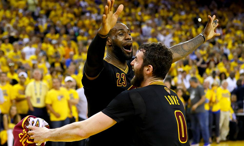 Cavs Defeat Warriors in Game 7 to Win 1st ever NBA title
