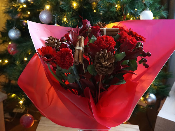 Christmas Flowers with Prestige Flowers