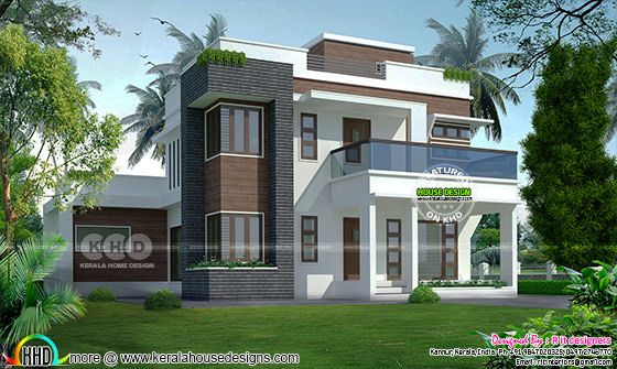 2540 sq-ft, 4 bedroom house cost of 53 lakhs