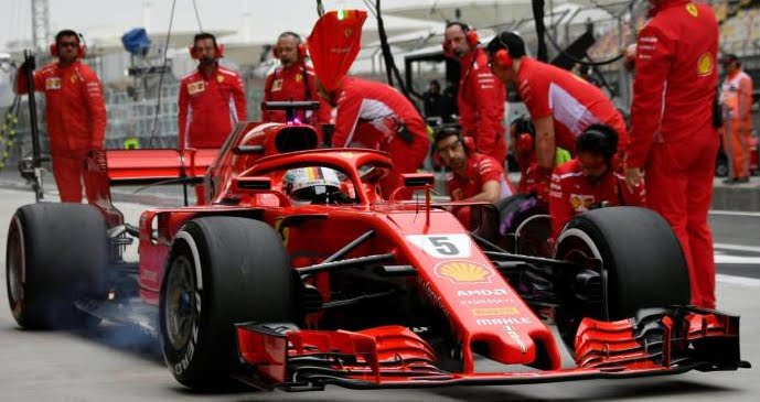 GP Cina F1 2018 Streaming Gratis Ferrari Rojadirecta Video YouTube Facebook Live