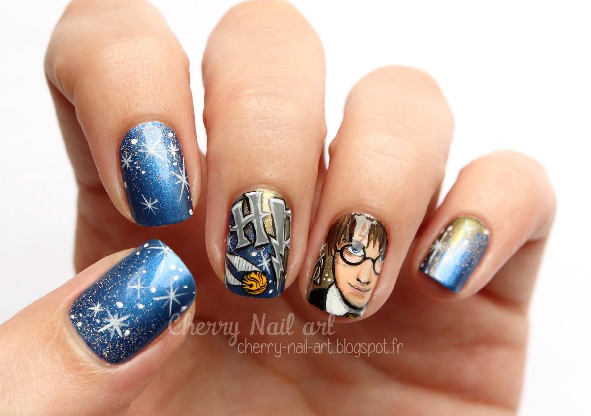 Lavis de CHERRY - Blog mode beaut lifestyle: Nail art ...