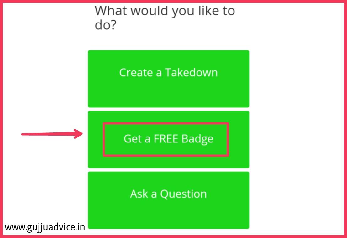 dmca ब्लॉग पर कैसे लगाए हिंदी जानकारी