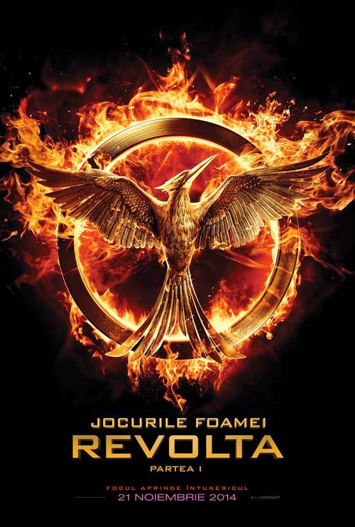 The Hunger Games: Mockingjay - Part 1 (Film 2014)