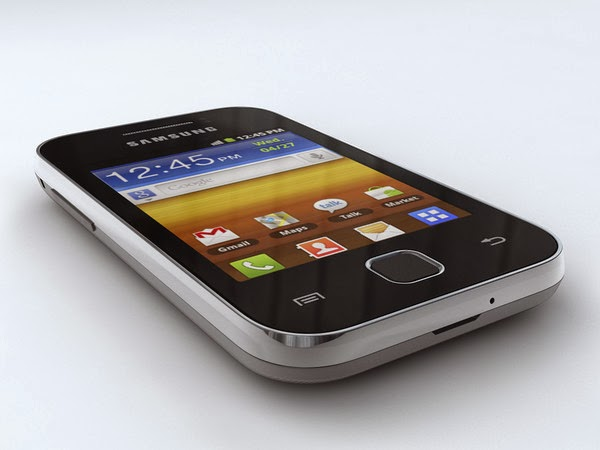 phone memory of samsung galaxy y s5360