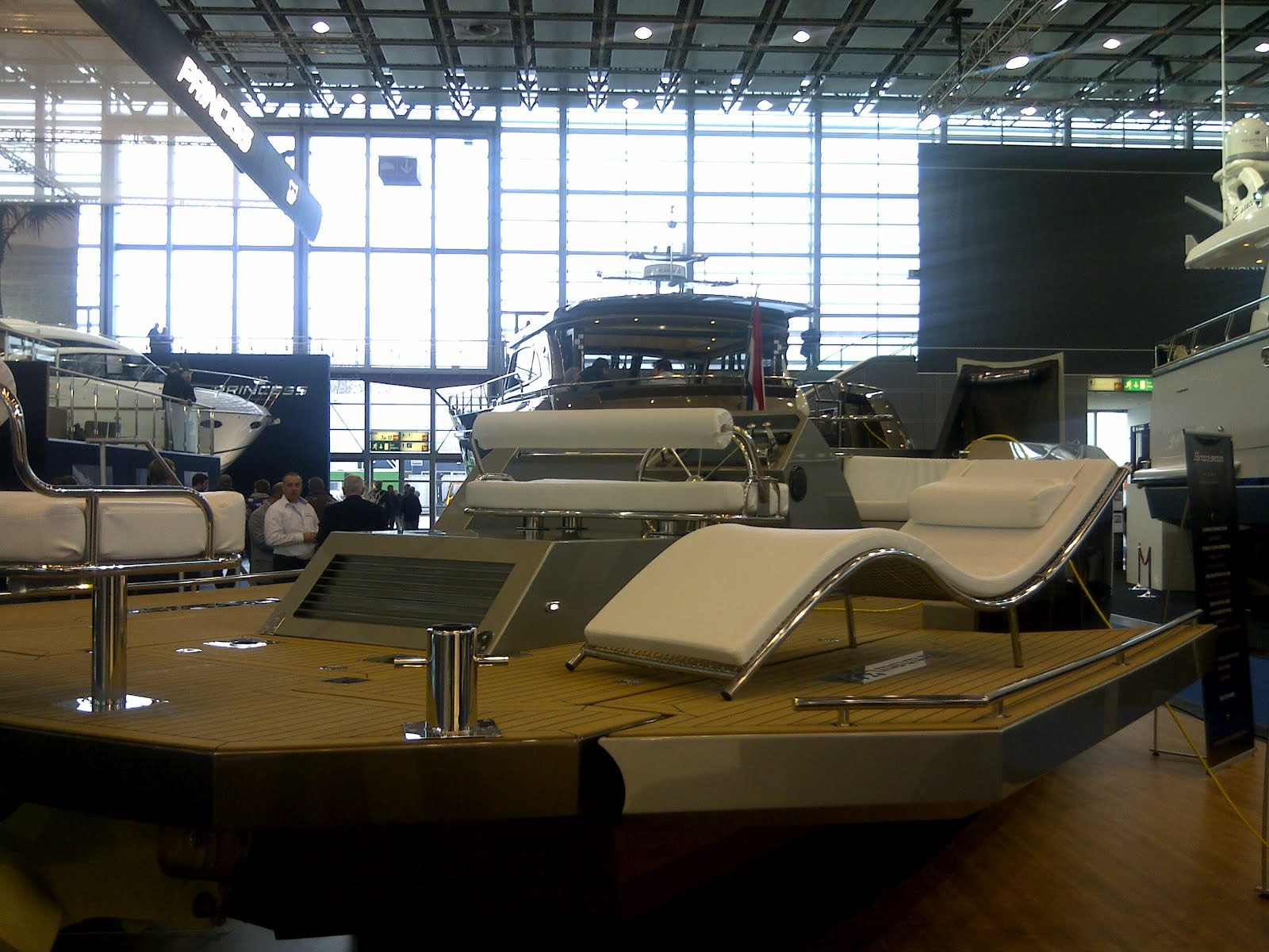 Below Are Some Pictures Taken For Mega Yacht Global At The Dusseldorf Boat Show Last Week Hope You Enjoy