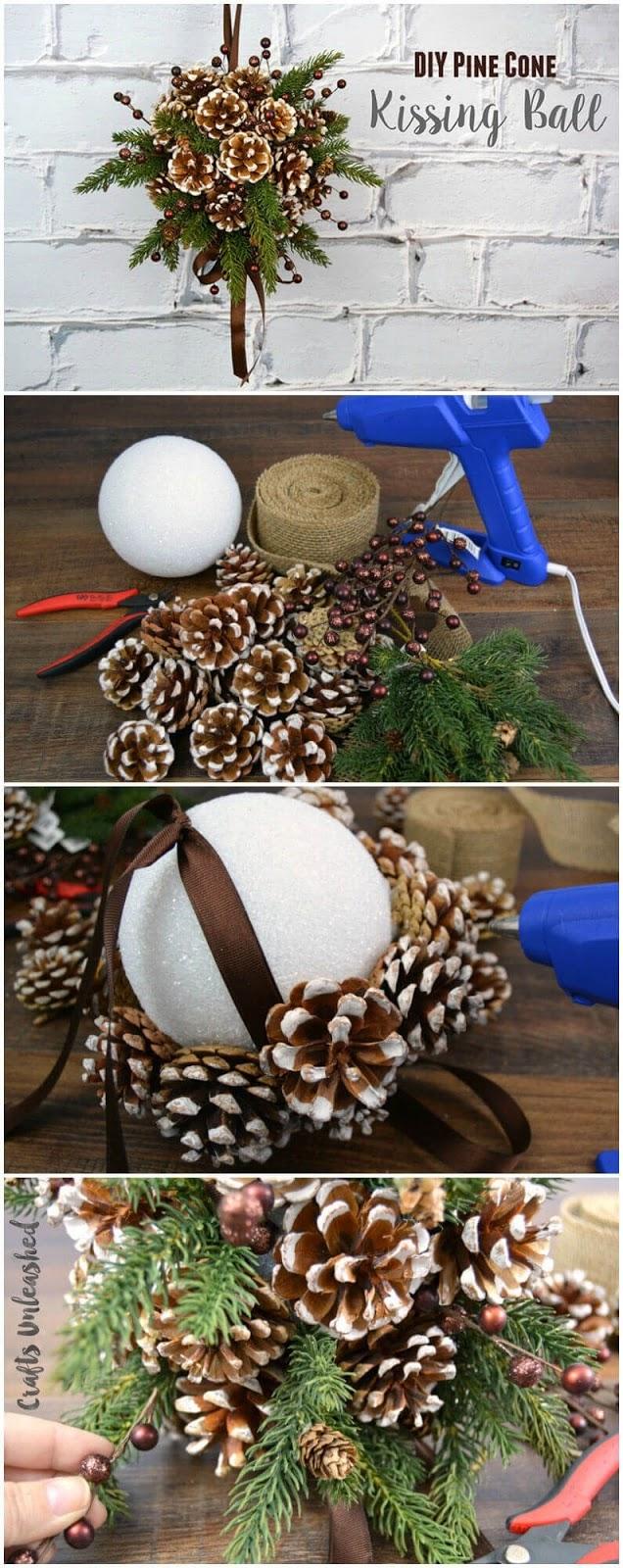 Adorably Cozy DIY Christmas Decoration