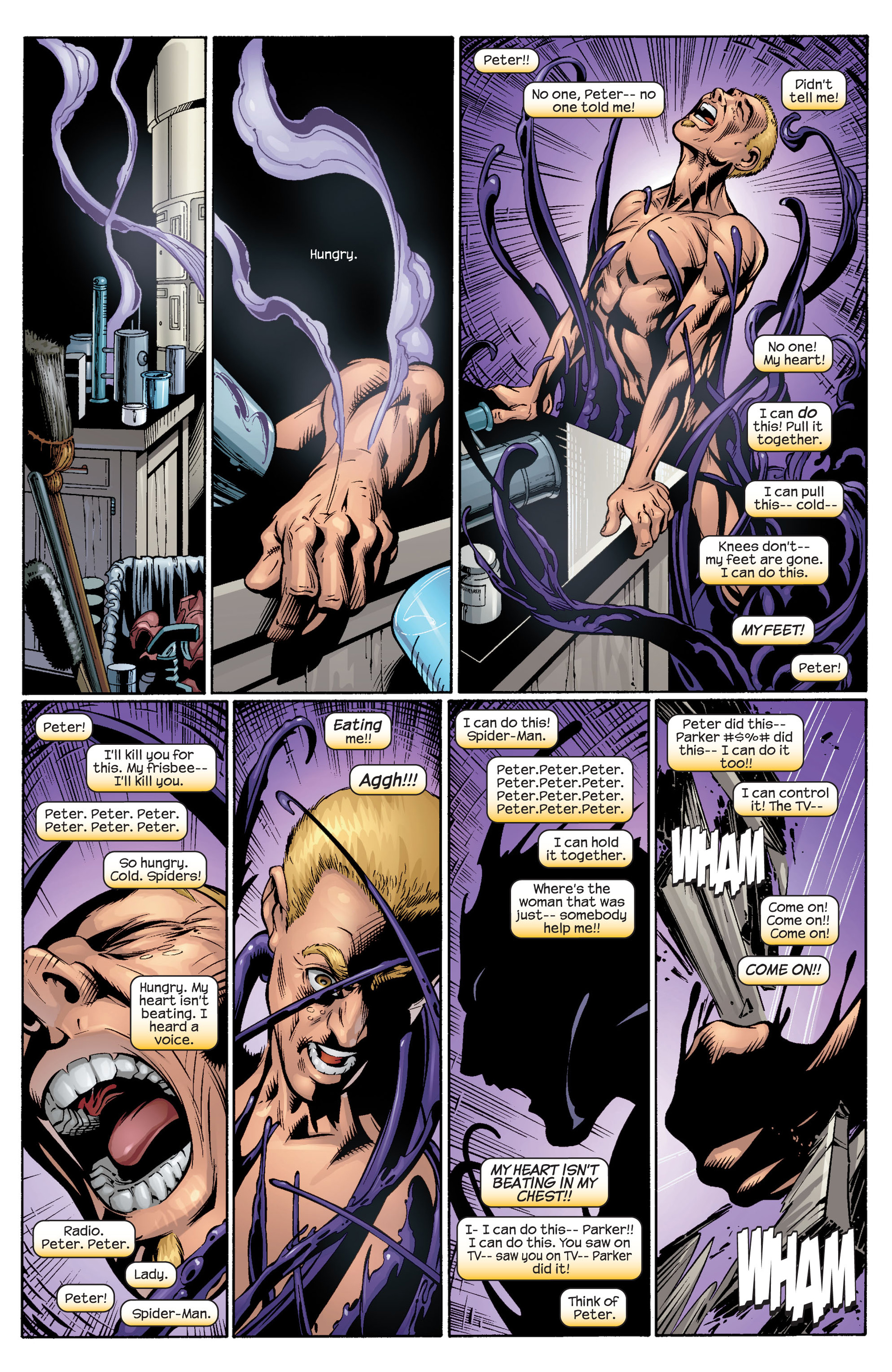 Read online Ultimate Spider-Man (2000) comic -  Issue #37 - 15