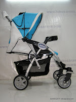 3 Pliko BS528 Alpina Baby Stroller