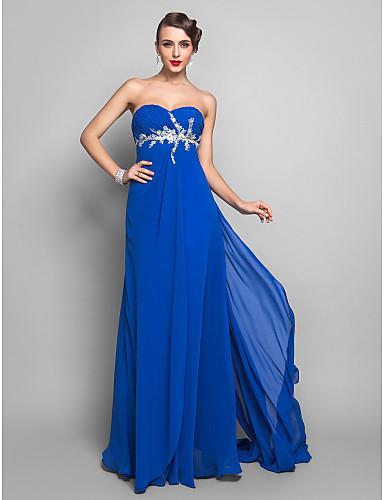 vestidos de XV años azules rey