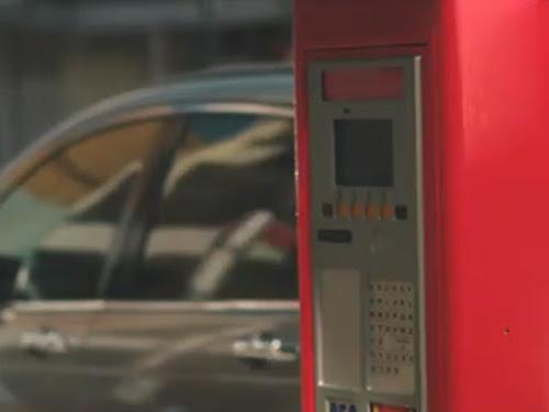 Mesin parkir Bandung