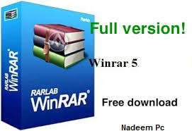 Download WinRAR Free Download With Crack