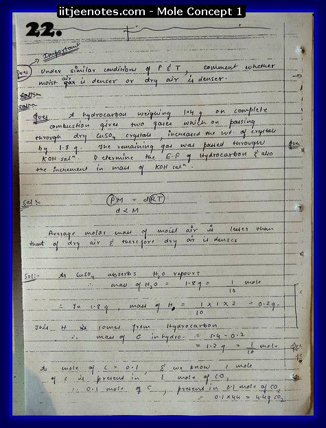 Mole Concept Notes6