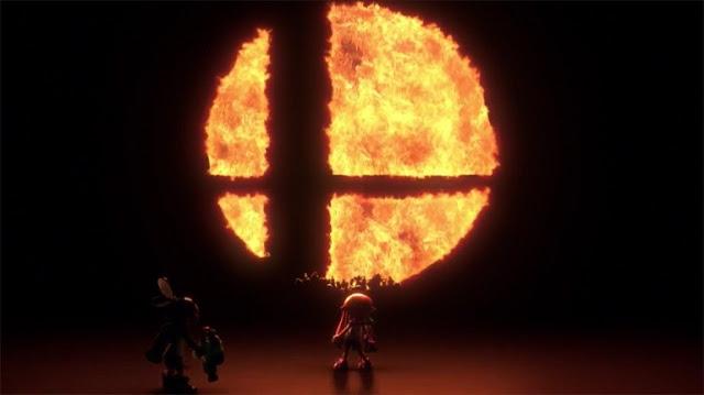 رسميا لعبة Super Smash Bros قادمة لجهاز السويتش