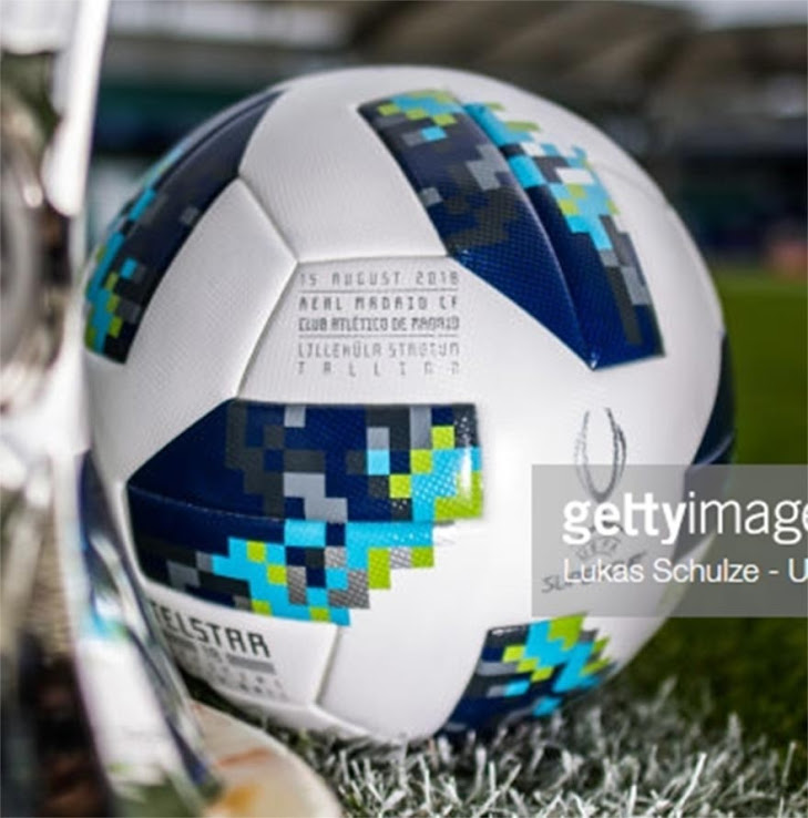 Uefa Super Cup: Adidas 2018 UEFA Super Cup Ball Released