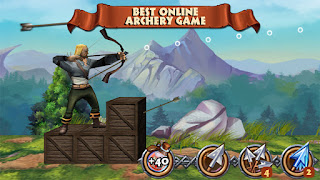 Download Game Robin Hood – Archery Games PVP – Money Mod Apk