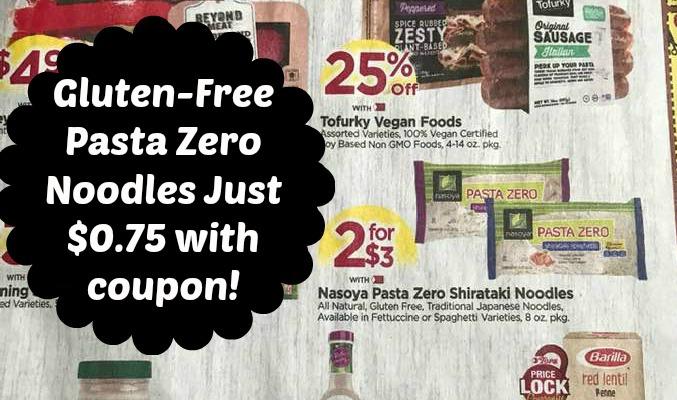 gluten free coupon matchups