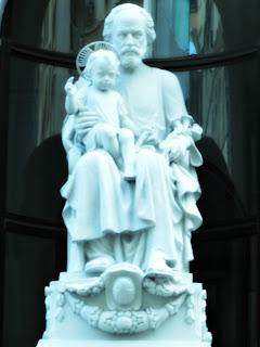 Escultura Fachada da Igreja São José, Porto Alegre
