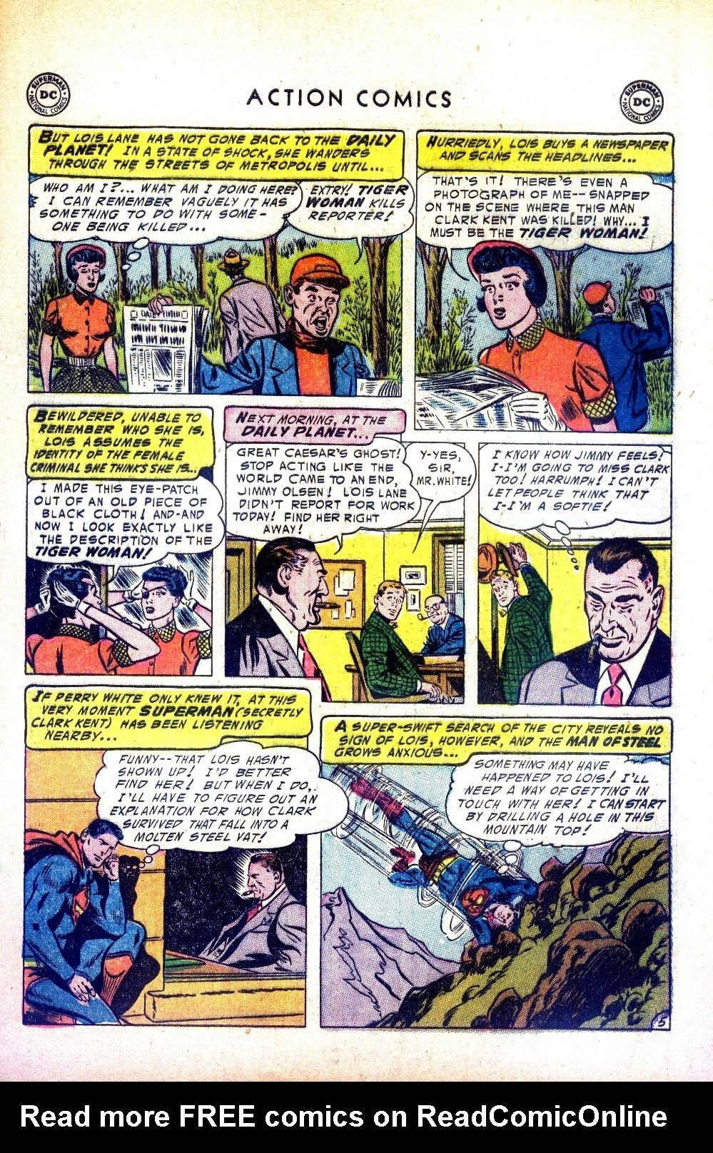 Action Comics (1938) 195 Page 6