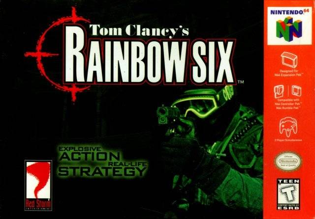 Tom Clancy s Rainbow Six