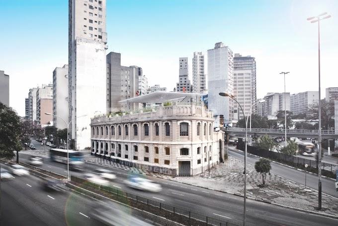 Centro ganha novo espaço de experimentação de artes e música, o Red Bull Station